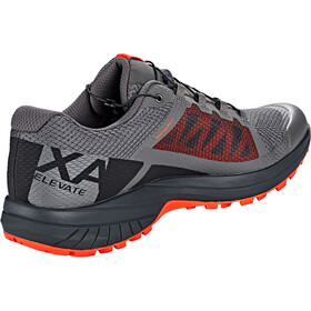 Salomon XA Elevate Shoes Herren magnet/black/cherry tomato